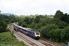 FGW 43187 heads the 1329 Swansea to London Paddington through Miskin on 19th July 2008. Spare horn grille, anyone?
