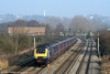 FGW's 0845 London Paddington to Swansea storms through Duffryn on 30th December 2008.