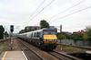 NXEC DVT 82204 leads the 1140 Leeds to London King's Cross through Stevenage on 11th September 2008.