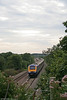 The 1830 Swansea to London Paddington climbs Stormy Bank at sunset on 8th August 2008.