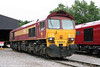 59203 'Vale of Pickering' - with its distinctive numbering (!) - at Merehead on 21st June 2008.