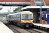 'Networker' 365537 passes Stevenage forming the 1445 London King's Cross to King's Lynn on 11th September 2008.