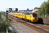 NR 43062 'John Armitt' heads out of Swansea with 1Z20, 0947 Swansea to Derby Etches Park NMT on 2nd May 2008.