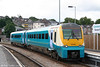 ATW 175004 at Newport running as the 0900 Carmarthen to Manchester Piccadilly on 12th July 2008.