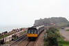 142062 approaches Dawlish Warren forming 2F45, 1610 Paignton to Exmouth on 30th August 2008.