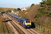 43183 heads the 0929 Swansea to London Paddington through sunny Aberthaw on 23rd November 2008.