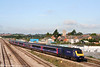 FGW's 43136 passes Severn Tunnel Junction in the sunshine heading the 0729 Swansea to London Paddington on 13th September 2008.