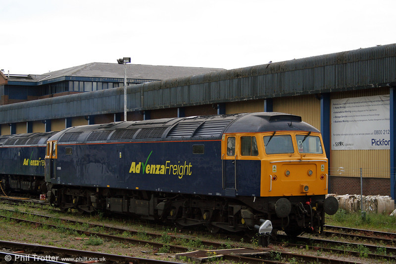 CA 57005 stabled at Gloucester on 17th May 2008.