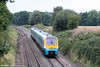 175105 passes Llanover forming the 0605 Milford Haven to Manchester Piccadilly on 31st August 2009.