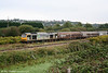 60054 'Charles Babbage' arrives at Trostre with 6B11, 0815 from Margam on 27th September 2009.
