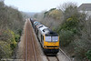 60054 'Charles Babbage' heads through Ewenny with 6H25, 0952 Margam to Llanwern on 28th February 2009.