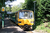 143607 waits to leave Coryton with the 1015 service to Radyr on 29th August 2009.