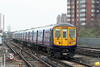319454 forms the 1040 Bedford to Brighton on 7th April 2010.