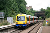 172005 departs from Walthamstow, Queen's Road forming the 1340 Gospel Oak to Barking on 31st July 2010.