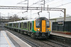 LM 350122 arrives at Watford Junction forming the 1105 Northampton to London Euston on 20th March 2010.