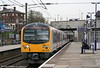HC 360205 returns through Acton Main Line forming the 1533 London Paddington to Heathrow Airport on 19th April 2010.