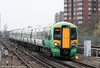 And another one... 377444 at East Croydon on 7th April 2010.