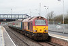 67022 calls at Severn Tunnel Junction with 2C67, 0800 Cardiff Central to Paignton on 2nd April 2010.