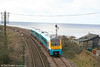 175114 arrives at Ferryside with the 0927 service from Newport on 4th April 2010.