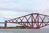 A FSR class 170 crosses the Forth Bridge on 19th October 2010.
