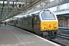 Wrexham & Shropshire 67013 'Dyfrbont Pontcysyllte' at Shrewsbury, heading 1J82, 1120 London Marylebone to Wrexham on 20th October 2010.