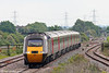 43321 at Severn Tunnel Junction with 1V46, 0705 Leeds to Exeter St. Davids on 31st May 2010.