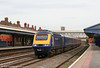 43126 passes Newbury with the 1506 London Paddington to Plymouth on 6th April 2010.