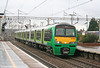 London Midland liveried 321412 at Watford Junction forming the 1254 London Euston to Northampton on 20th March 2010.