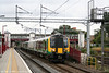 London Midland 350253 passes Harrow & Wealdstone forming the 1054 London Euston to Northampton on 7th August 2010.