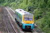 175007 near Llanharan forming the 1108 MIlford Haven to Newport on 14th May 2011.