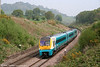 175105 at Penyclawdd forming the 0930 Manchester Piccadilly to Carmarthen on 22nd April 2011.
