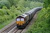 66134 near Llanharan with 6Z12, 0750 Dollands Moor to Trostre on 14th May 2011.