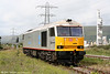 60099 shows off its new Tata Steel livery in the sunshine at Margam Knuckle Yard on 28th May 2011.