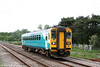 153323 is seen at Llangennech with the 0809 Cardiff Central to Shrewsbury on 13th May 2011.