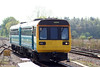 142083 approaches Carmarthen forming the 1405 Swansea to Pembroke Dock on 30th April 2011.