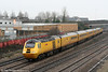 43062 'John Armitt' passes Pellett Street with 1Z20, 0556 Old Oak Common to Swansea NMT on 11th February 2011.