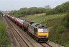 60013 'Robert Boyle' climbs Stormy with 6B13, 0505 Robeston to Westerleigh on 16th April 2011.