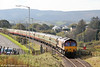 66061 is seen at Tynewydd Crossing with UK Railtours 1Z65, 0806 London Paddington to Onllwyn, 'The Valley of the Witch' on 22nd October 2011.