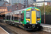 172219 at Birmingham Moor Street forming the 1047 Worcester Shrub Hill to Whitlocks End on 29th October 2011.