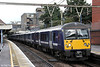 360102 is seen at Ilford forming 2F63, Colchester Town to London Liverpool Street on 25th August 2012.