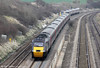 XC 43207 passes Standish heading 1V50, 0606 Edinburgh to Plymouth on 22nd March 2012.