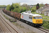 Welcome back! A couple of operators are now looking at reintroducing redundant class 56s to traffic to handle new work.  BARS/Devon & Cornwall Railways 56311 (the former 56057) passes Undy with 6Z56, 1700 Cardiff Tidal to Derby Chaddesden scrap empties on 27th April 2012.