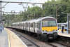 321316 is seen at Shenfield forming 1F28, 1448 London Liverpool Street to Braintree on 25th August 2012.