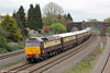 47832 'Solway Princess' passes Undy at the rear of 5Z41, 1650 Pengam to Bath Spa Northern Belle ECS on 27th April 2012.