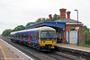 165120 calls at Cholsey forming 2P50, 1207 Oxford to London Paddington on 14th July 2012.