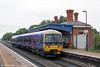 165120 calls at Cholsey forming 2P50, 1207 Oxford to London Paddington on 14th July 2012.