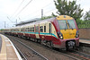 334015 terminates at Partick, forming 2L07, 0925 from Larkhall on 5th August 2012. It will now reverse at Hyndland Loop.