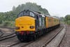 37611 brings up the rear of 1Q13, 0930 Exeter Riverside Yard to Derby RTC at Yate on 16th June 2012.