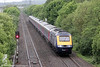 FGW 43169 'The National Trust' passes Baglan with 1L76, 1528 Swansea to London Paddington on 5th June 2012.