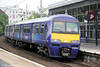 320303 at Partick forming 2B34, 0941 Milngavie to Lanark on 5th August 2012.